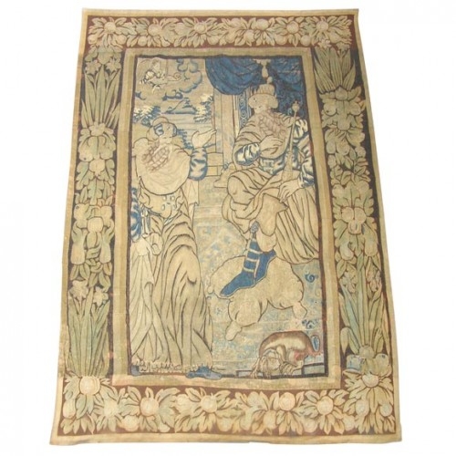 17th Century Flemish Biblical Tapestry