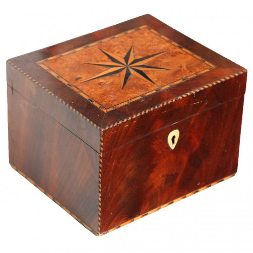 18th Century Inlaid Box