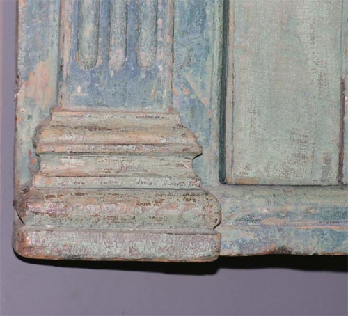 18th-c.-English-Blue-Painted-Corner-Cupboard-4
