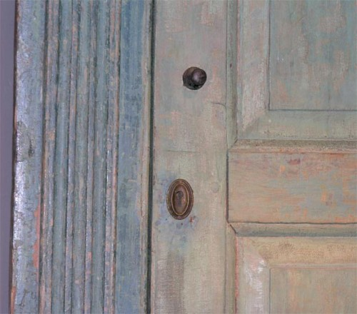 18th-c.-English-Blue-Painted-Corner-Cupboard-5