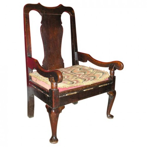 18th c. Scottish Lambing Chair