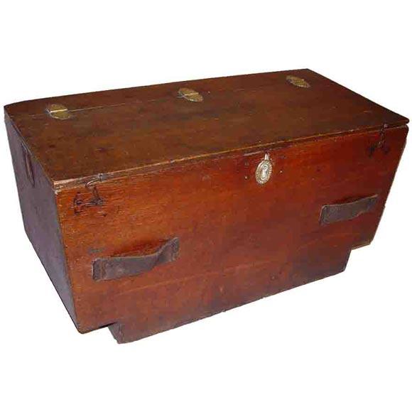 19th c. English Ship's Box