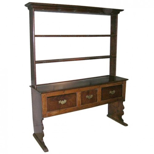 English Oak Bridgewater Dresser