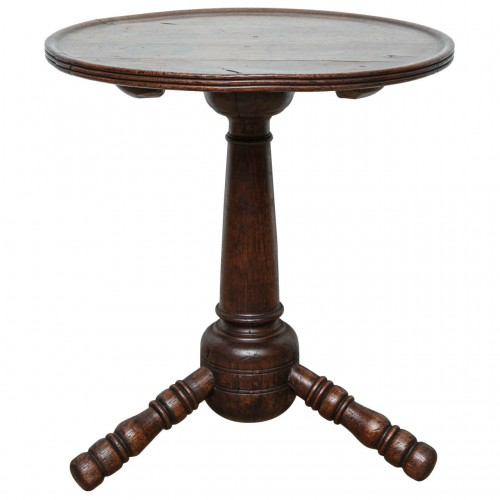 "English or Welsh Turner's or ""Thrown"" Table"