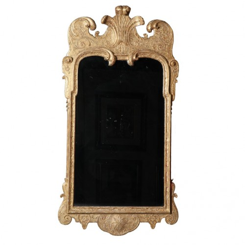 Fine Early 18th Century English Mirror
