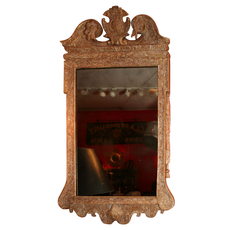 Fine George II Gilt Mirror