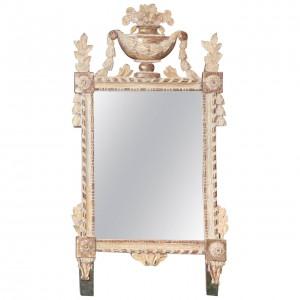 Louis XVI Period Provencal Mirror