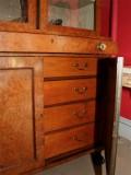 Neoclassical-Burlwood-Bookcase-Cabinet-6